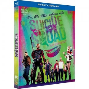 Suicide Squad BLU-RAY NEUF