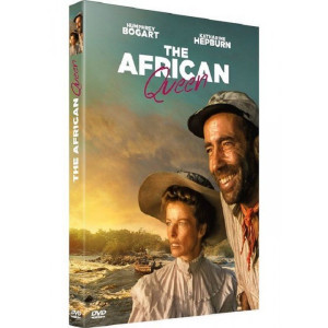 The African Queen DVD NEUF