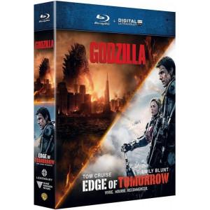 Edge of tomorrow + Godzilla...