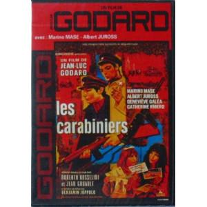 Les carabiniers DVD NEUF