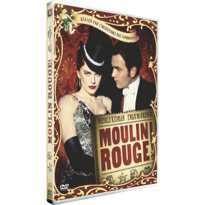 Moulin rouge DVD NEUF