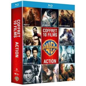 Collection de 10 films...