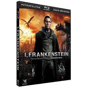 I, Frankenstein BLU-RAY NEUF