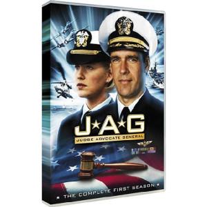 JAG Intégrale Saison 1 DVD...