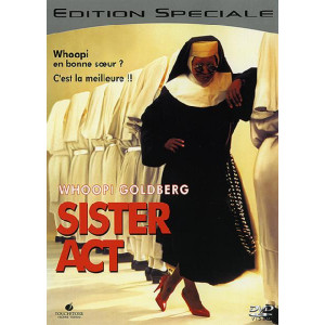 Sister Act DVD NEUF