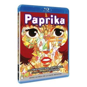 Paprika (BLU-RAY NEUF )