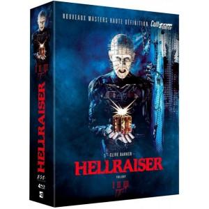 Hellraiser Trilogy COFFRET...