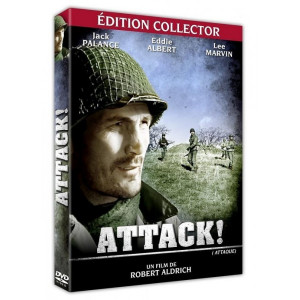 Attack ! (Attaque !) DVD NEUF
