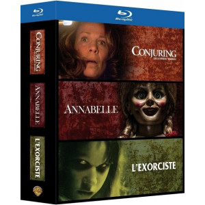 Conjuring Annabelle...