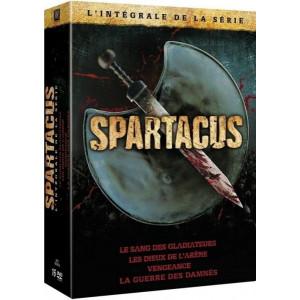 Spartacus-L'intégrale de la...