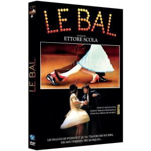 Le Bal DVD NEUF