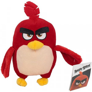 Peluche Angry bird RED 20cm...