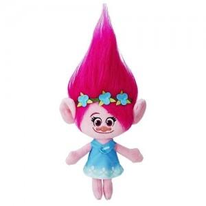 DreamWorks Trolls - S�lection Peluche - Jouets en Peluche Softwool 25 cm, Trolls Figuren:Poppy