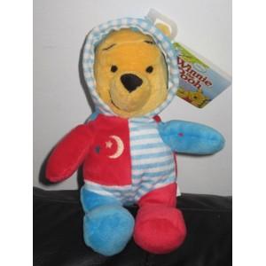 Disney - 5879520 - Doudou - Winnie Patchwork Romper - 50 cm